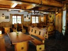 Karczma Parchatka :: Sala restauracyjna